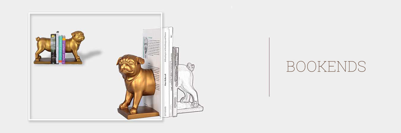 Bookends: Buy Decorative Bookends Online in India