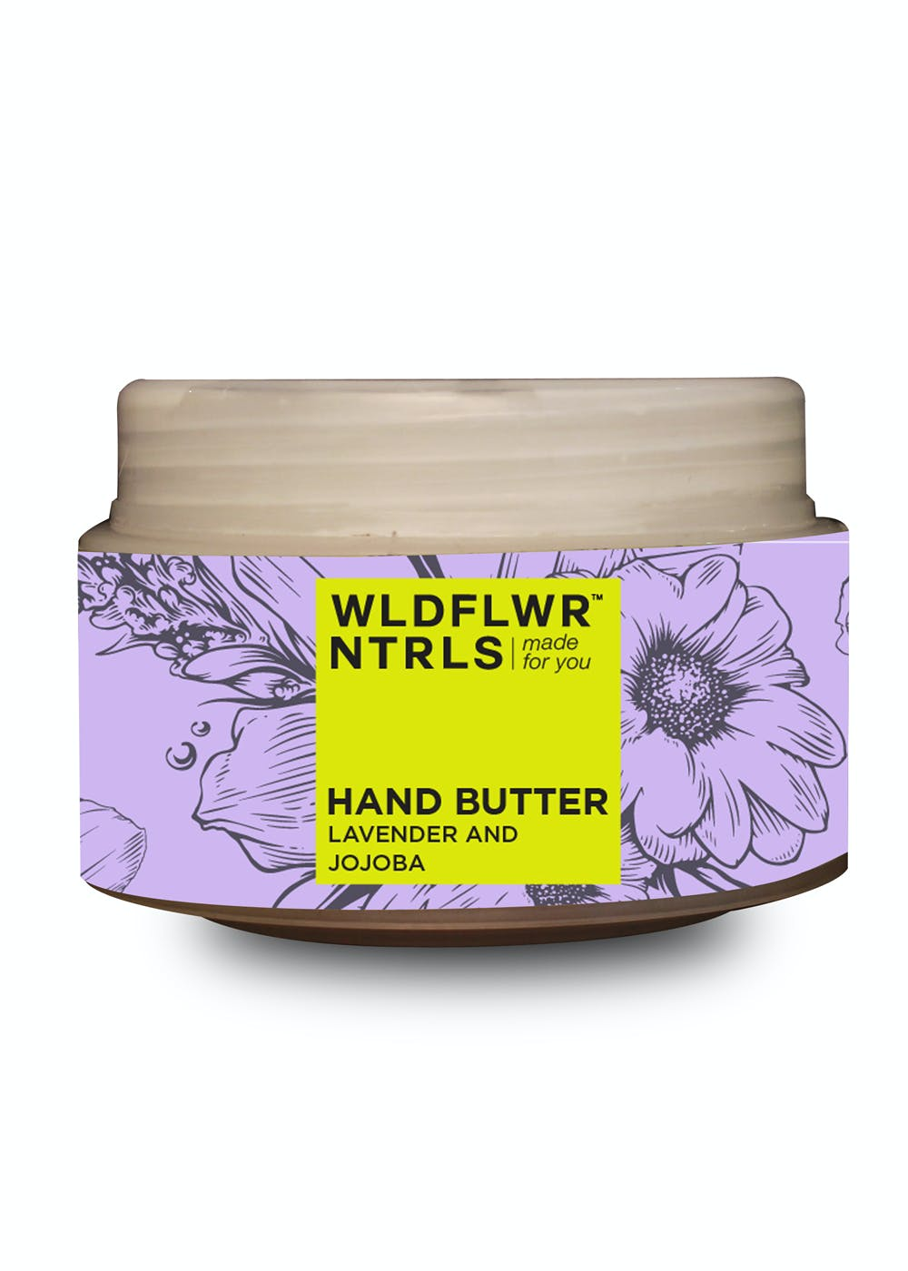 Lavender and Jojoba Hand Butter (50g)