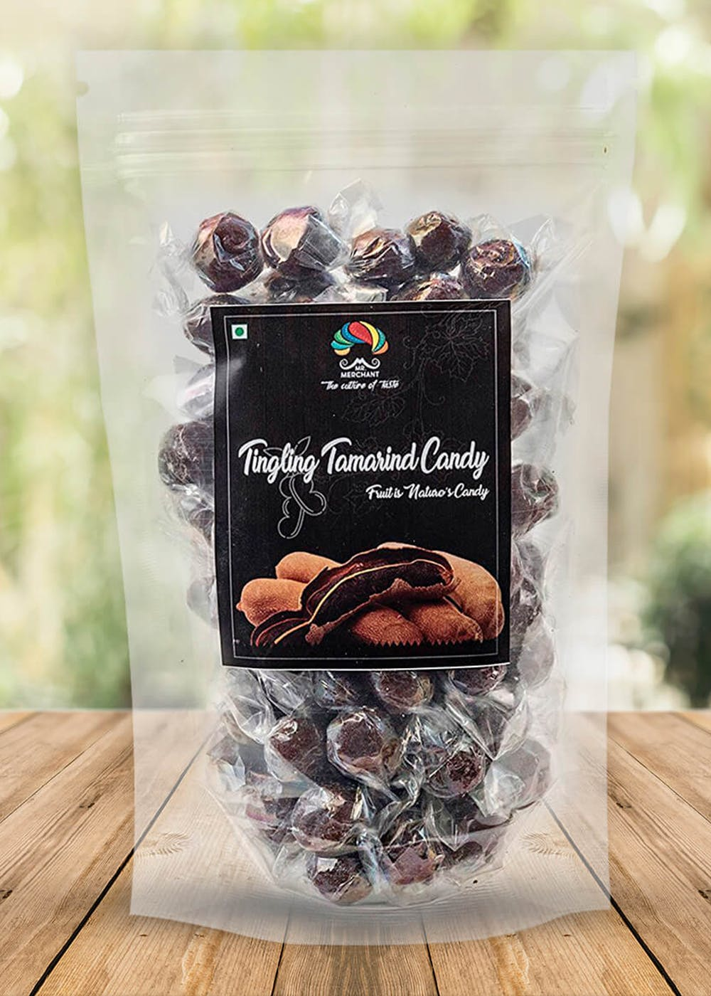 Tingling Tamarind Candy (Imli Candy) - 400g