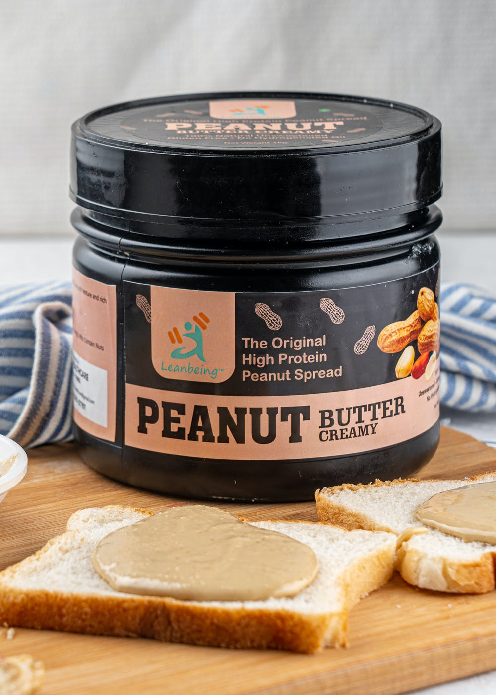 All Natural Peanut Butter - Creamy- 1 kg