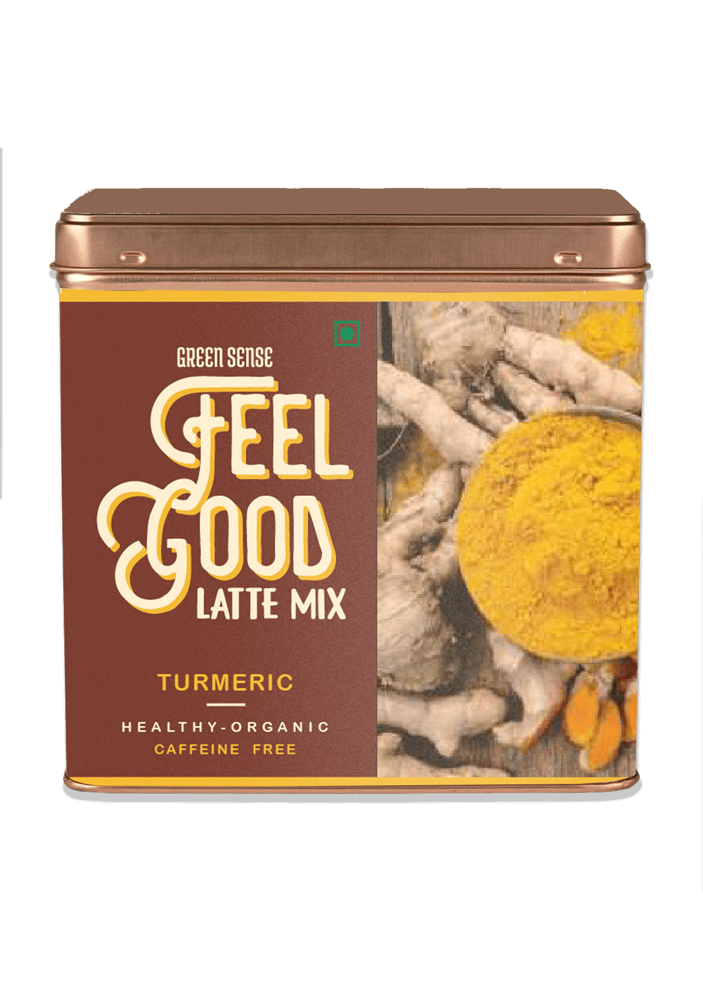 Feel Good Latte Mix - Turmeric