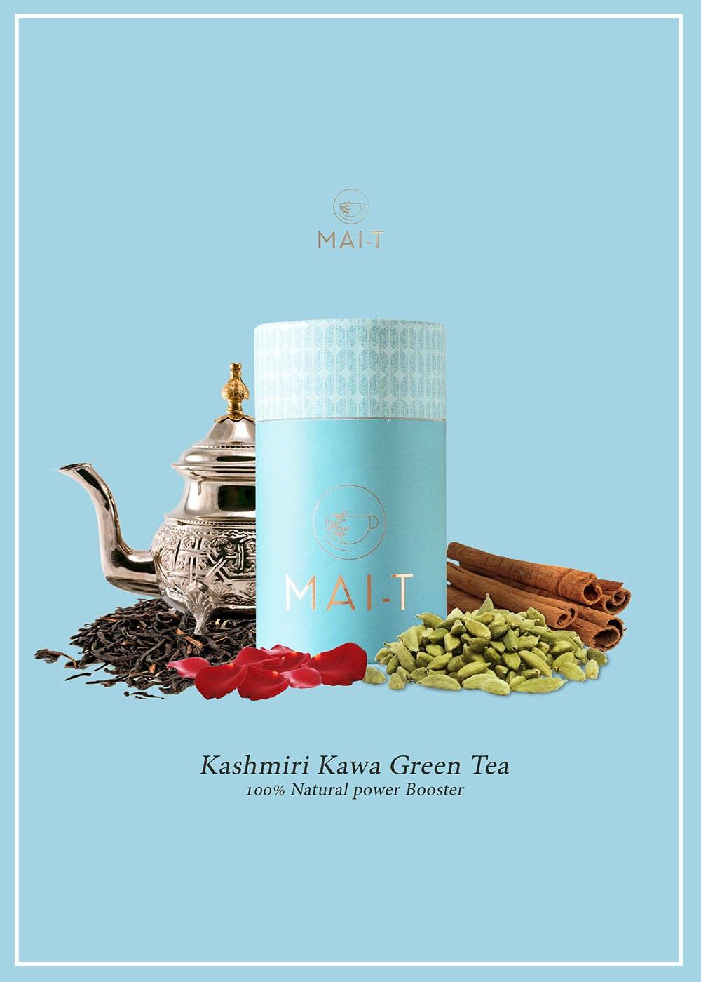 Kashmiri Kawa Green Tea - 50gm