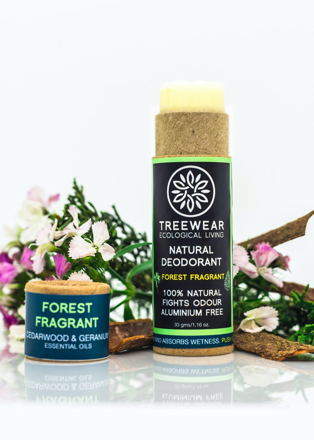 Forest Fragrant Natural Deodorant