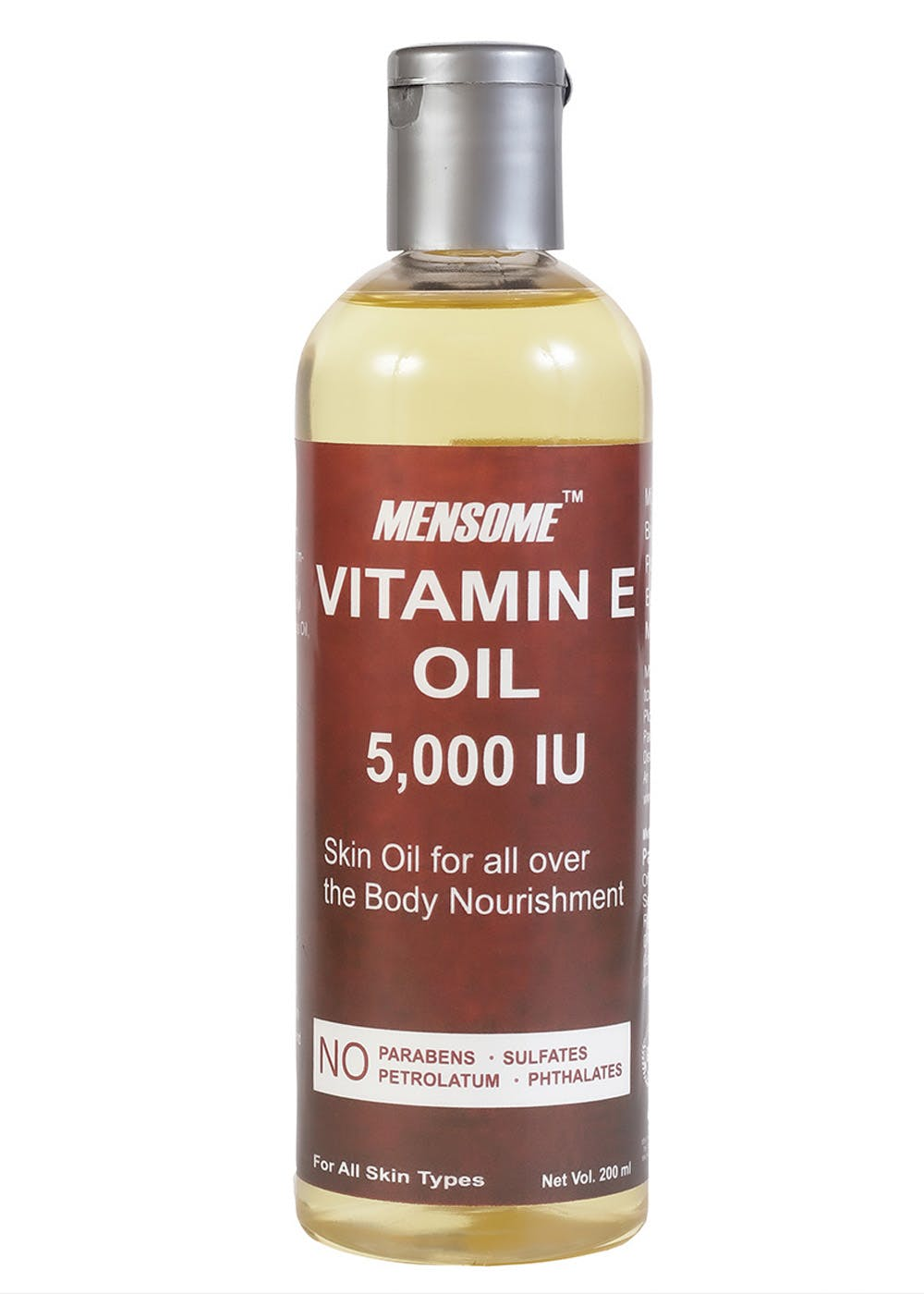 Vitamin E Oil (200ml)