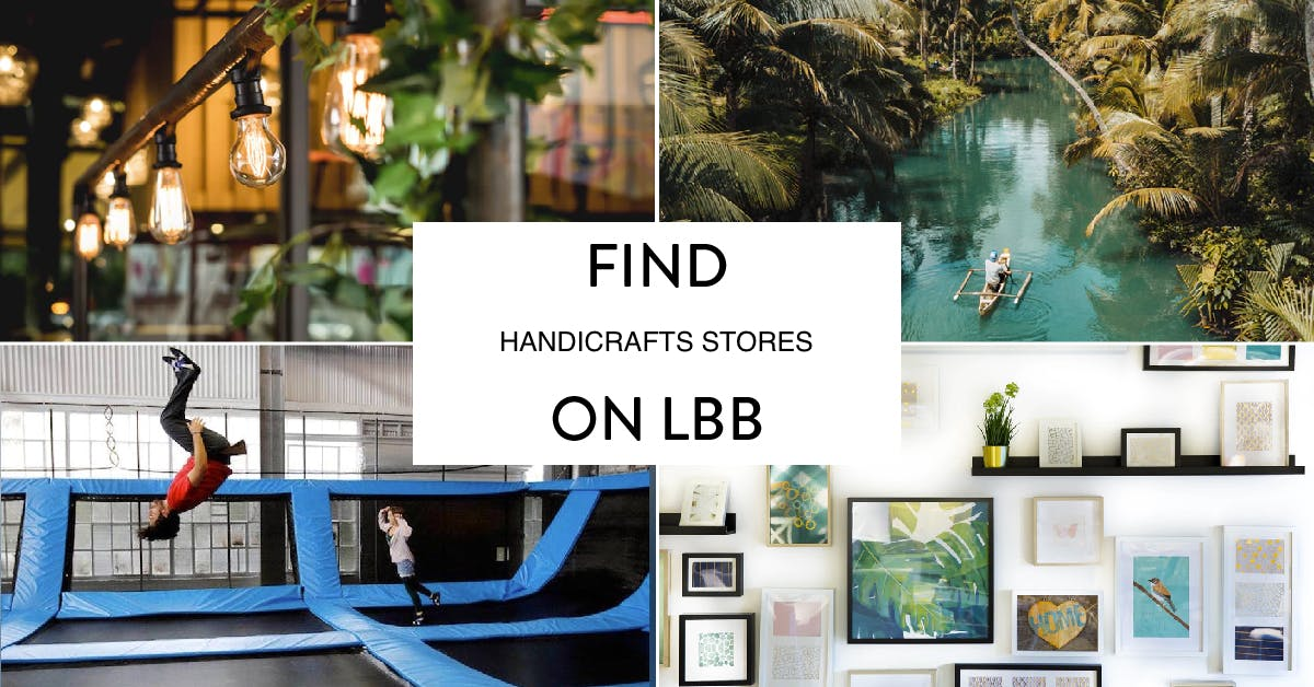 Check Out Best Handicrafts Stores in Pune | LBB